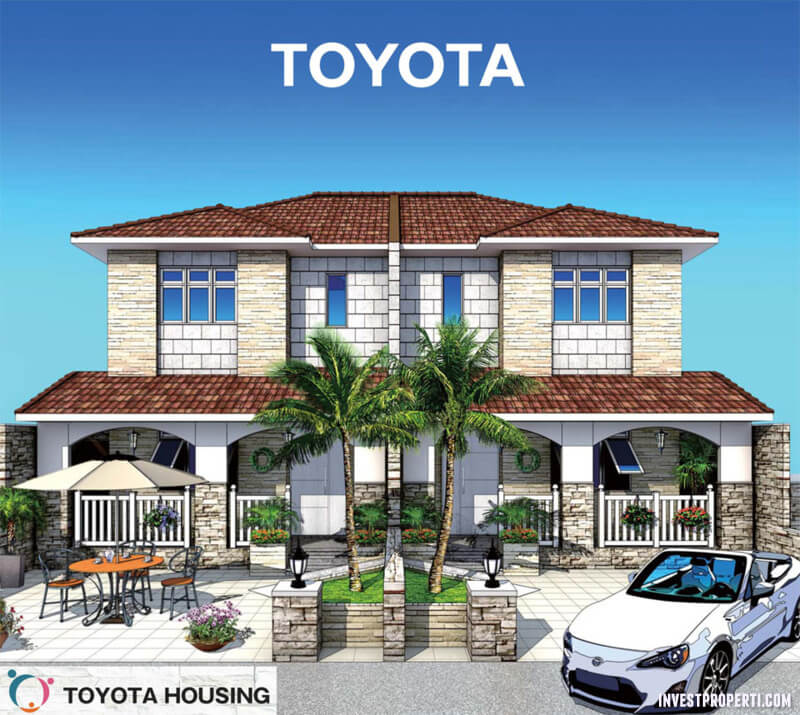 Rumah Sakura Regency 3 Toyota Housing - Engawa