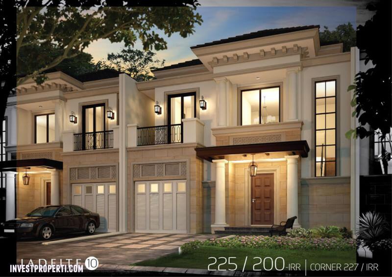 Rumah Jadeite Residence Tipe 10