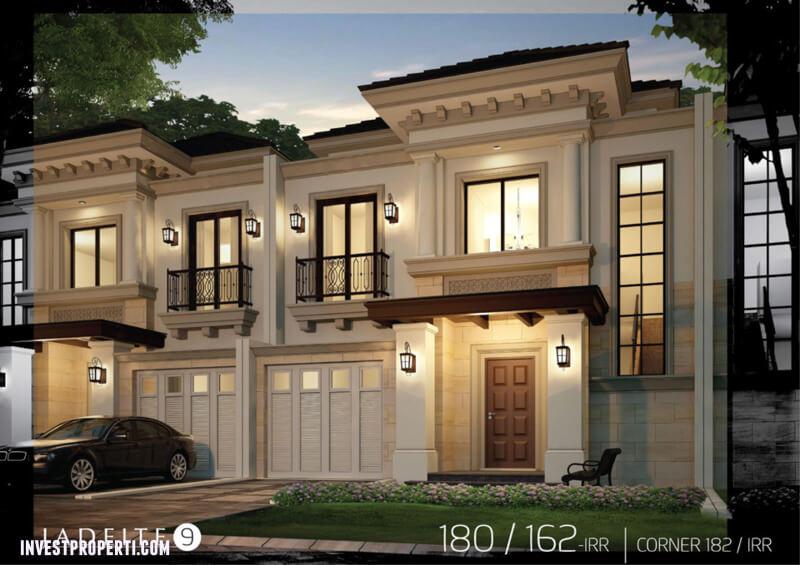 Rumah Jadeite Residence Tipe 9