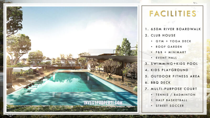 The Riviera Puri Facilities