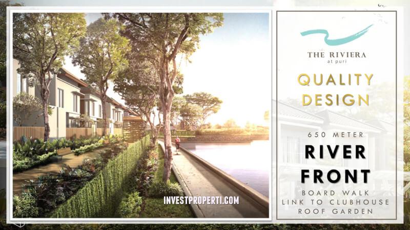The Riviera Puri River Front