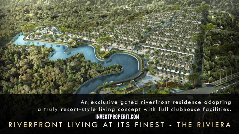 The Riviera at Puri Residence