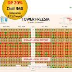 Tower Freesea Apartemen Springlake Bekasi