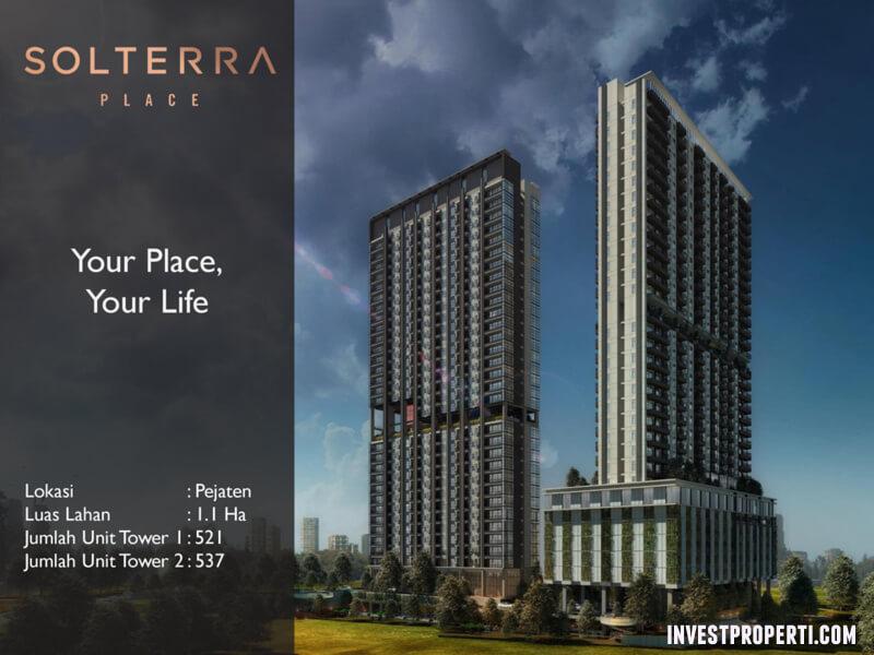 Apartemen Solterra Place Pejaten Jakarta Selatan