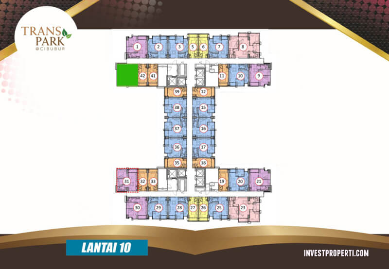 Floor Plan Lt 10