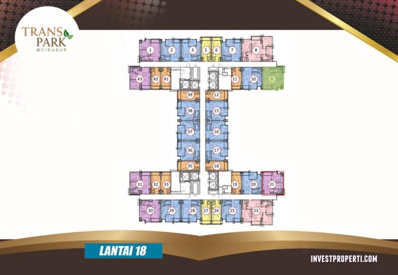 Floor Plan Lt 18