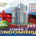 Apartemen Trans Park Cibubur Tower C Dijual