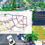Denah Lokasi Green Golf City