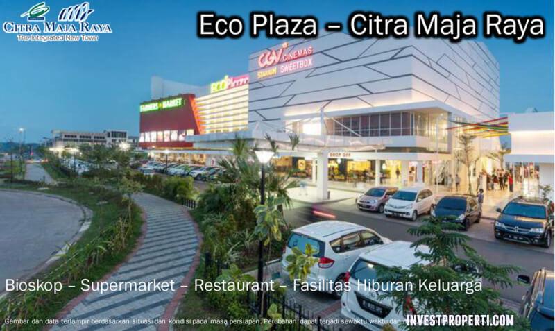 Eco Plaza Citra Maja Raya
