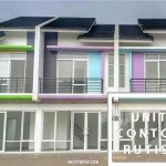 Rumah Contoh Rutisi Green - Aryana Karawaci