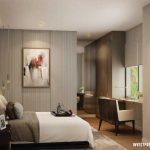 Interior Design Rumah Cluster Malberry