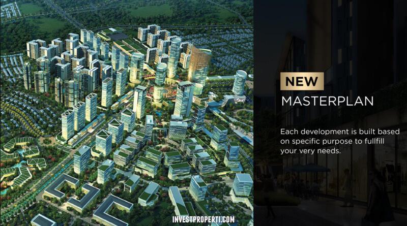 Jakarta Garden City Master Plan