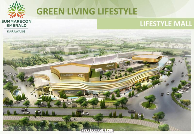 Mall Summarecon Emerald Karawang