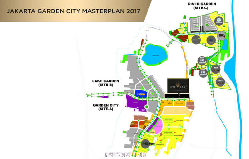 Master Plan Terbaru JGC 2017