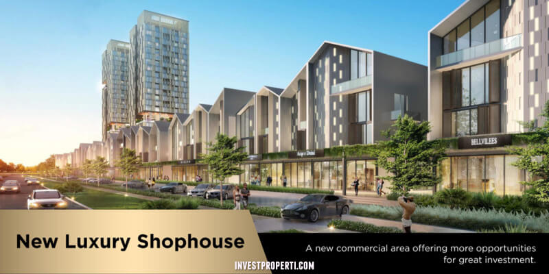New East JGC Shophouses