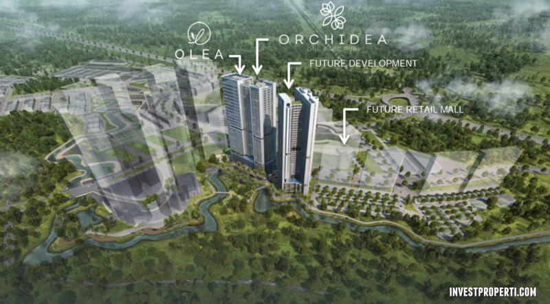 One Parc Puri Fase 1 Development