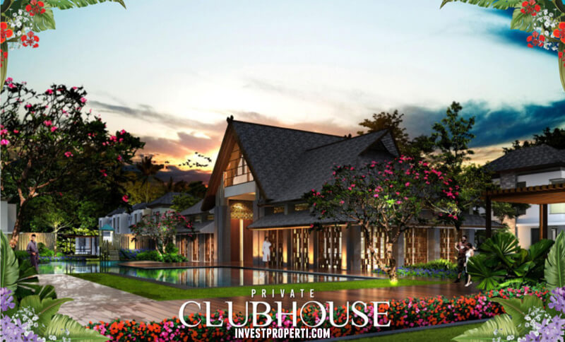 Podomoro Park Bandung Club House