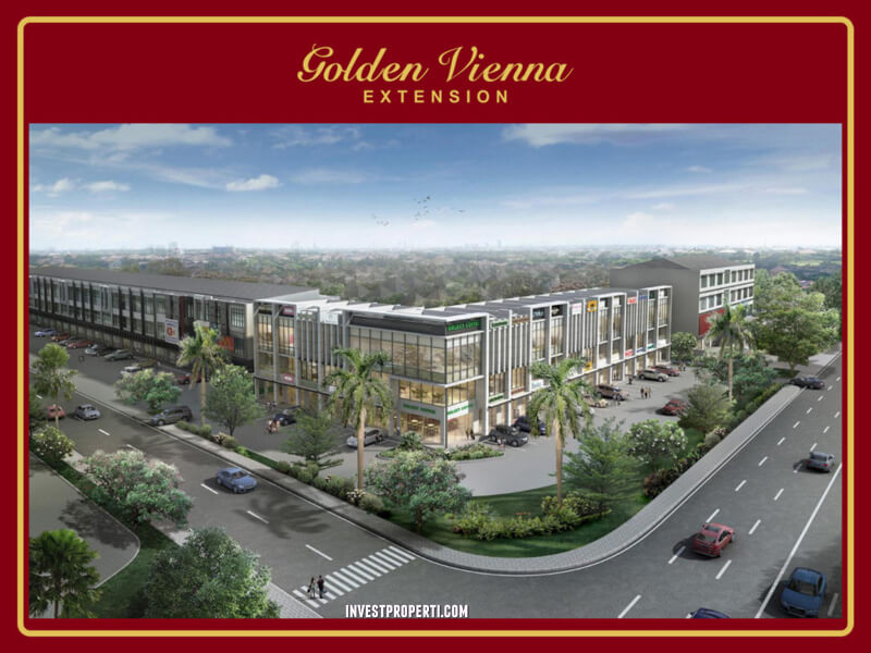 Ruko Golden Vienna Extension BSD