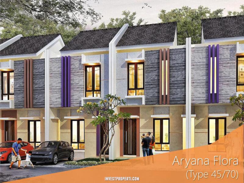 Rumah Aryana Flora Karawaci