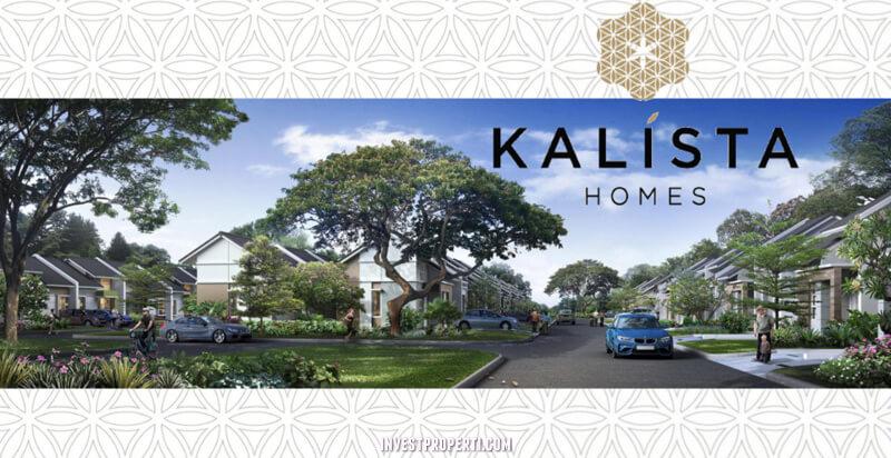 Cluster Kalista Homes Summarecon Karawang