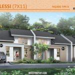 Rumah Kalista Homes Karawang Tipe Carlessi D