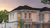 Rumah Klaster Malberry Banjar Wijaya