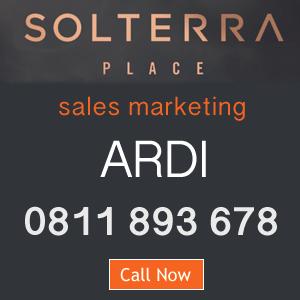 Sales Marketing Apartemen Solterra Place Jakarta