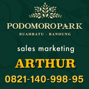 Sales Marketing Rumah Podomoro Park Bandung
