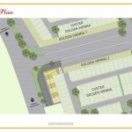 Site Plan Ruko Golden Vienna Ext BSD