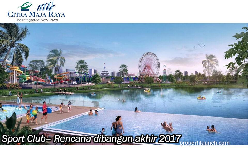 Sport Club Citra Maja Raya