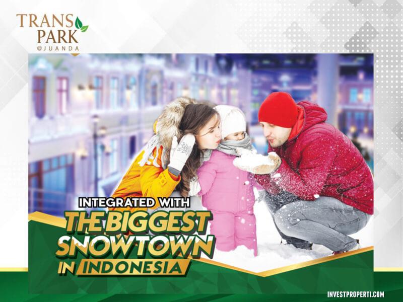Snow Town Trans Park Juanda