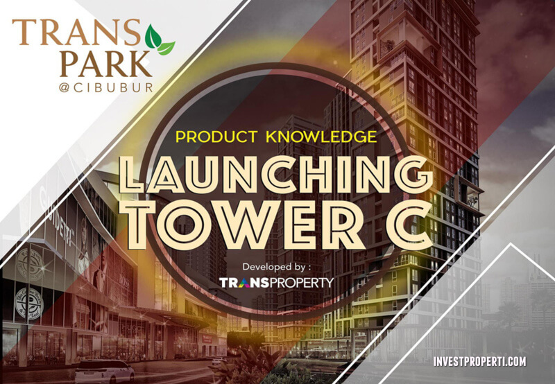 Launching Tower C Trans Park Cibubur