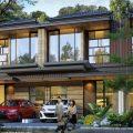 Rumah Cluster Agate Tipe Aurora Golden Stone