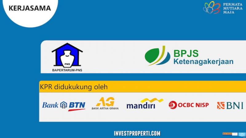 Bank Kerjasama Permata Mutiara Maja