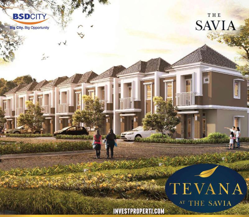 Cluster Tevana The Savia BSD