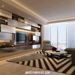 Contoh Design Apartemen Mewah