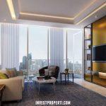 Interior Design Apartemen Cluny Residence