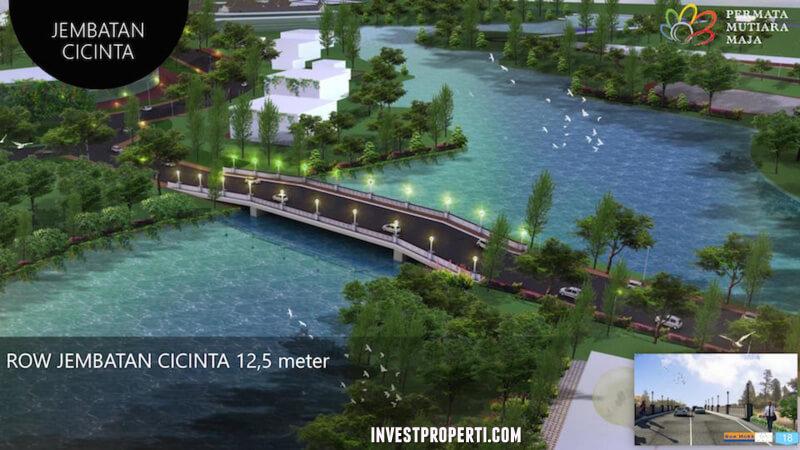 jembatan cicinta permata mutiara maja