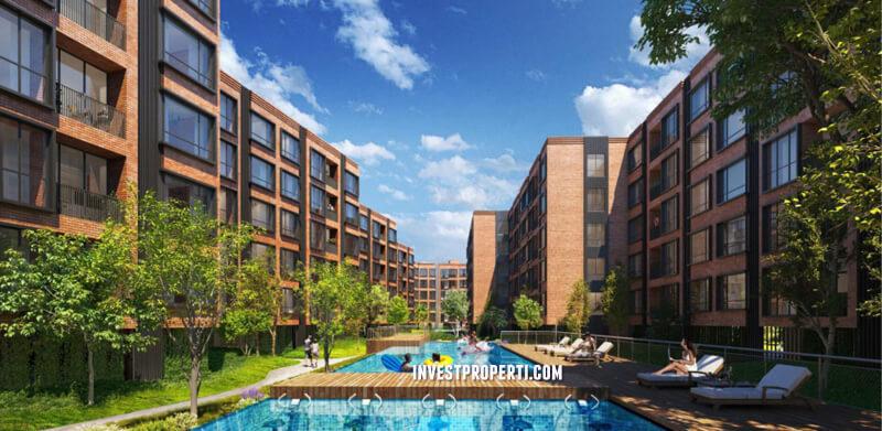 lloyd alam sutera low rise apartemen
