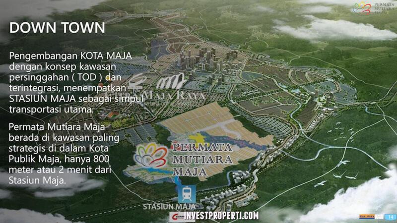 Master Plan Permata Mutiara Maja
