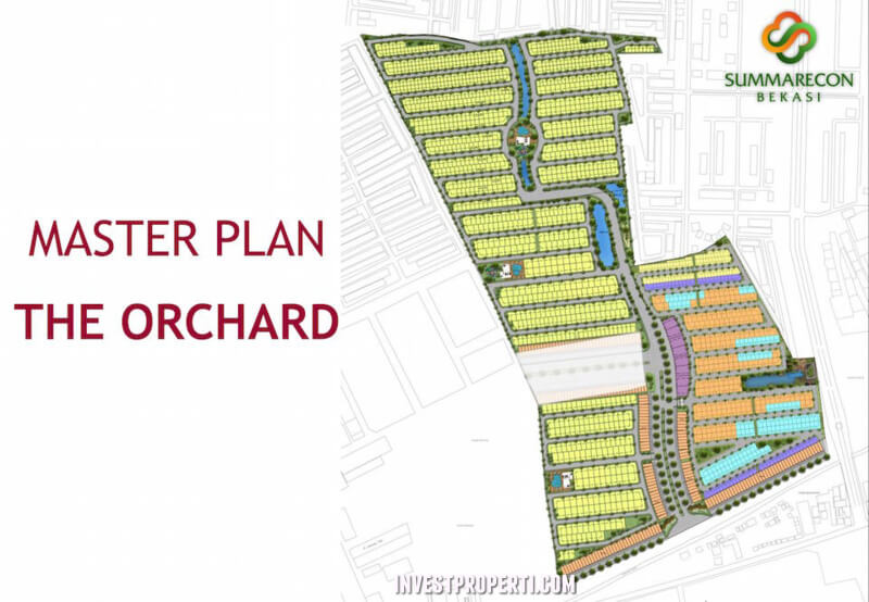 Master Plan The Orchard