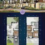 Rumah Savia BSD Tevana Tipe 107