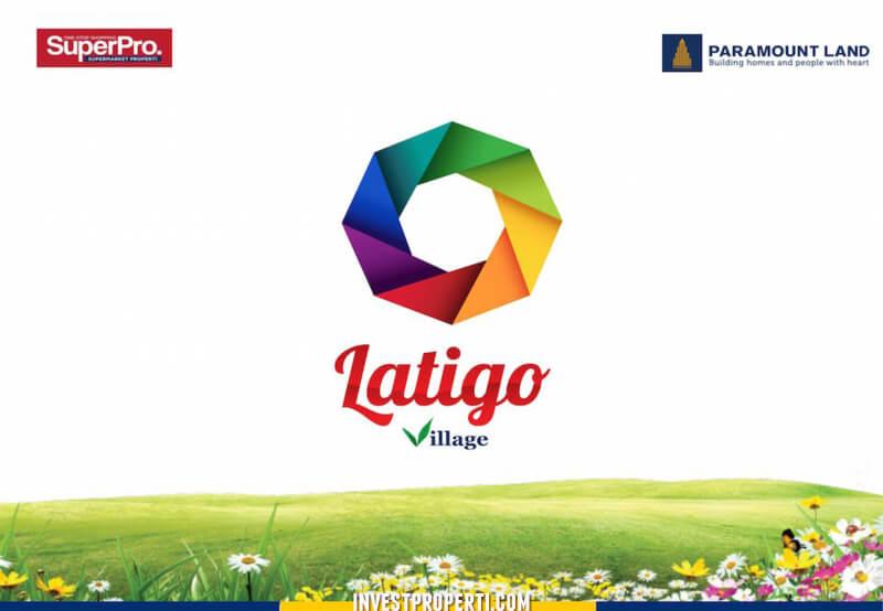 brosur latigo village paramount serpong