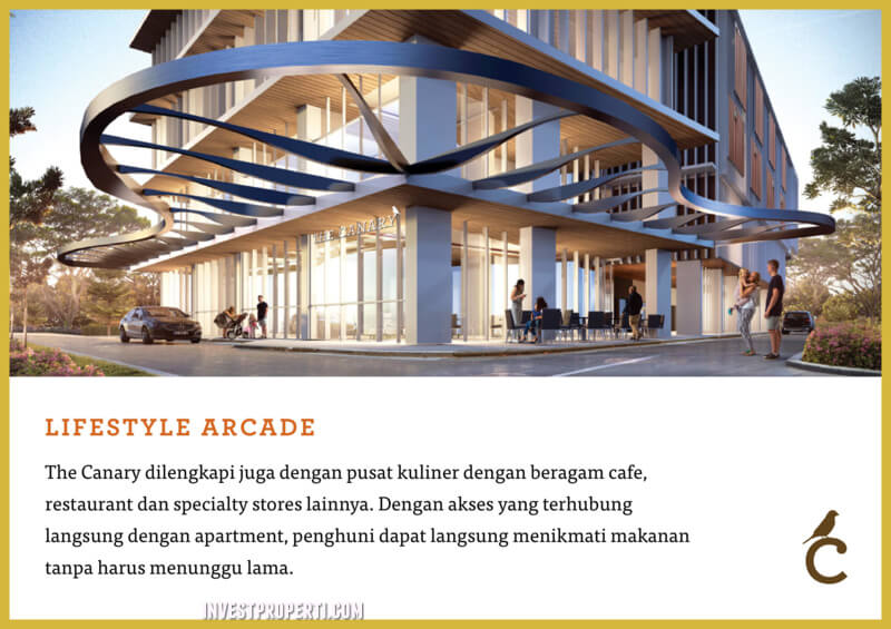 Canary Serpong Lifestyle Arcade