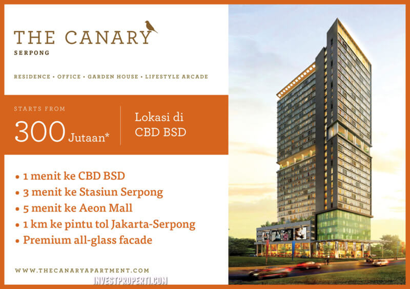 The Canary Serpong