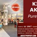 Kios Apartemen Akasa Pure Living