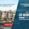Launching Rumah Podomoro RiverView