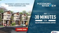 Launching Rumah Podomoro RiverView