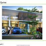 Rumah Golden Park3 TIpe Eyrine