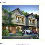 Rumah Golden Park3 TIpe Luna
